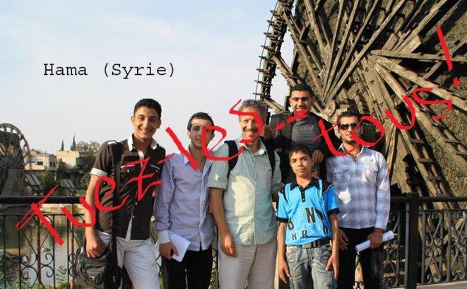hama-syrie