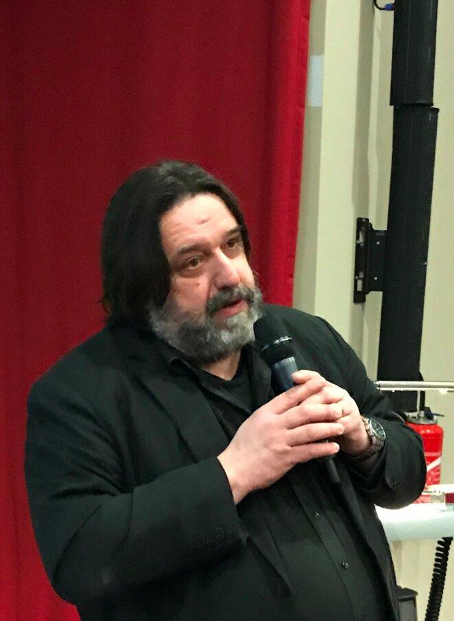 Michel Pouzol [Ph. YF]