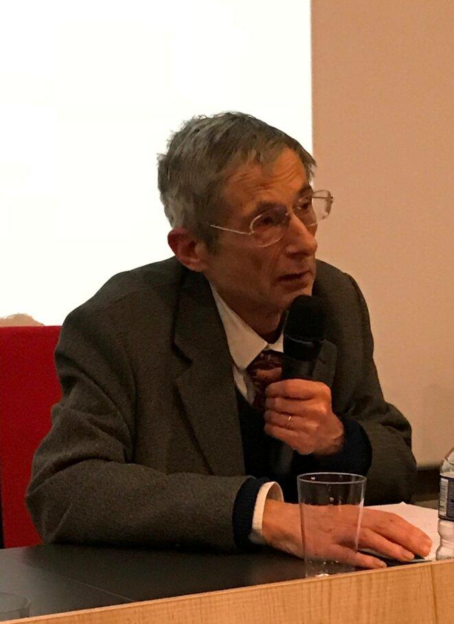 Jean-Baptiste de Foucauld [Ph. YF]