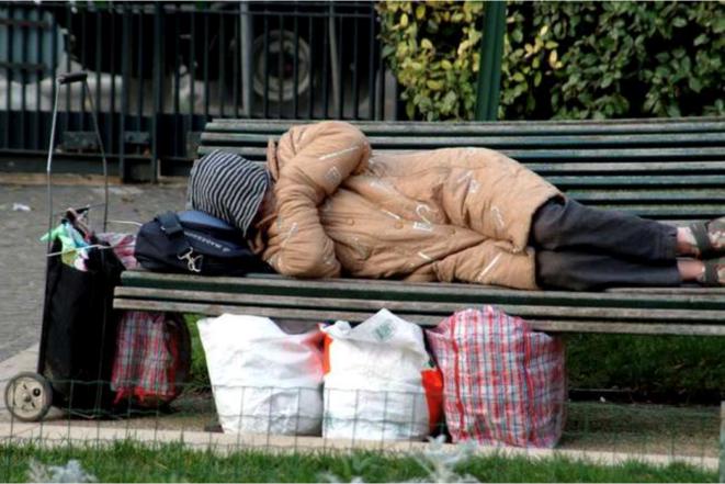 """""""La Face cachée de la pauvreté"""", Réseau d'enquêtes, France 3, 30 janvier 2018."""