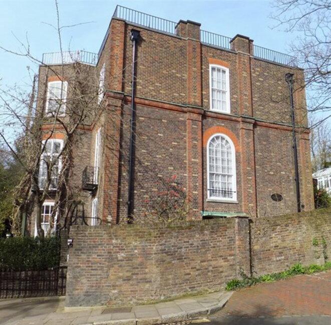 Frognal House, 99 Frognal, Hampstead, Camden, London NW3