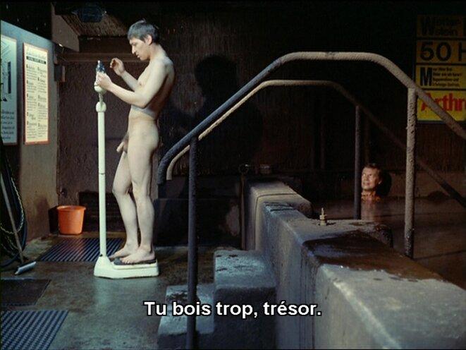 """Franz et """"Oncle Max"""" au bain de boue"""