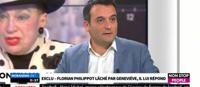 florian-philippot-deja-lache-par-genevieve-de-fontenay-il-flingue-quotidien-video