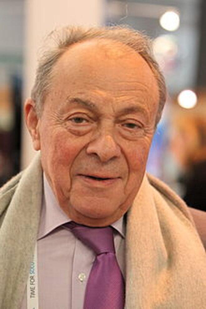 Michel Rocard en 2008.