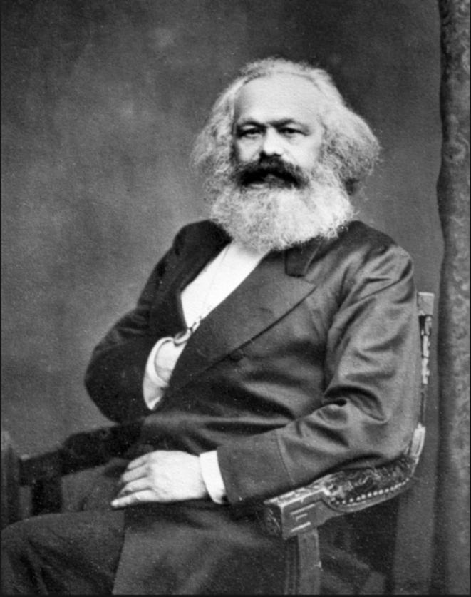 Karl Marx © DR