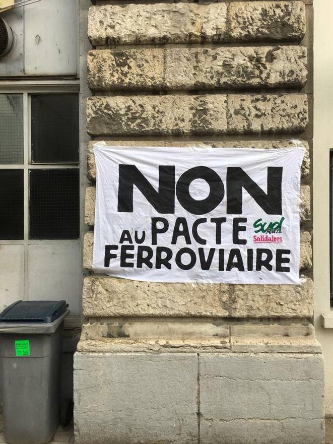 © SUD-Rail Paris-Est