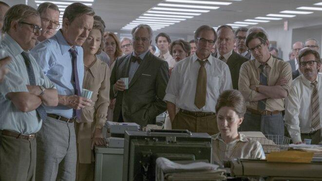 """""""Pentagon Papers"""" de Steven Spielberg © Universal"""