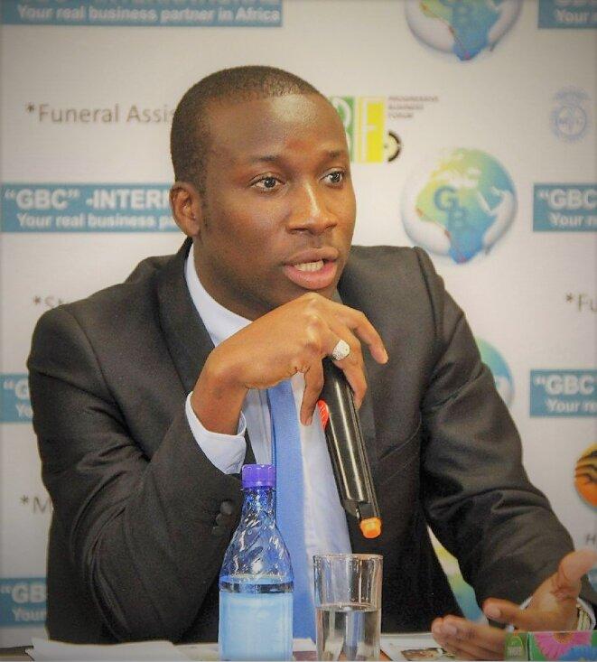 Ismaël Borobo, salarié à la SNI et au FNAS