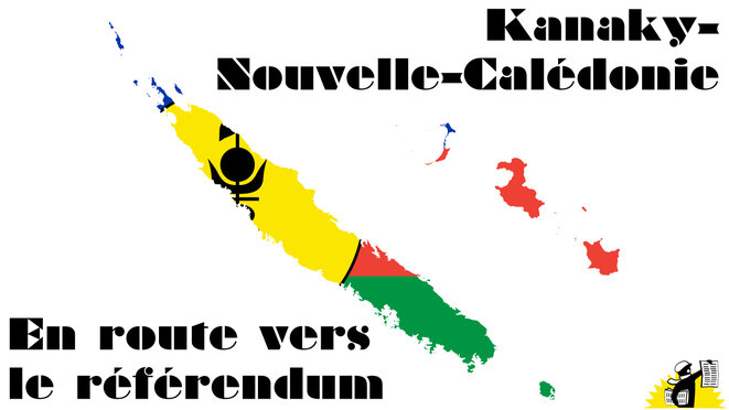 New Caledonia's independence referendum is on November 4th, 2018.