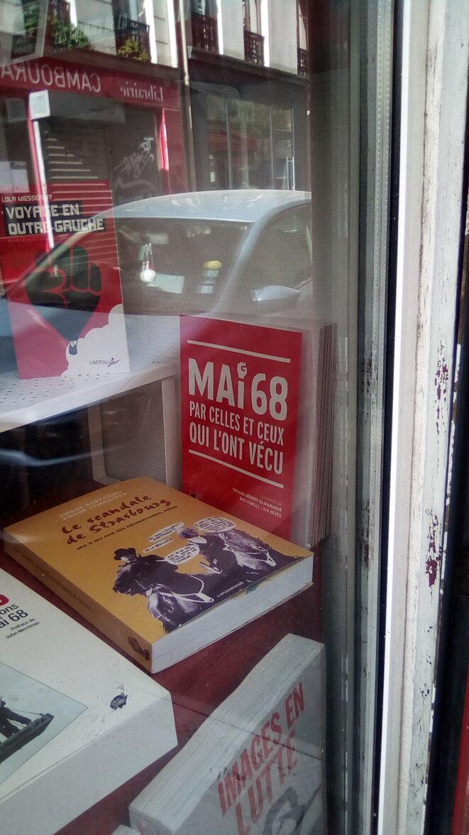 Librairie Quilombo, Paris (11e)