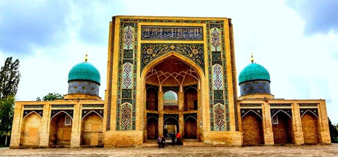 ouzbekistan © andrégirard