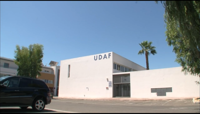 """Dans le documentaire, l'UDAF est présentée comme étant """"l'Union des affaires familiales du Var"""" ! [capture d'écran]"""