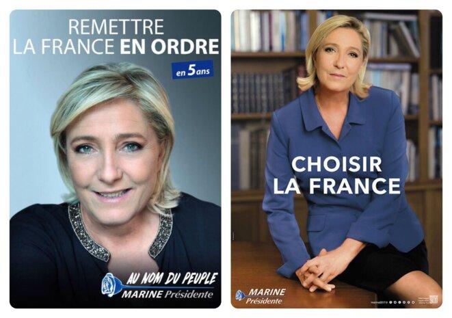 5500 euros pour retoucher son affiche — Macron
