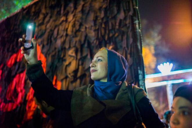 """""""Focus Iran"""" de Nathalie Masduraud et Valérie Urrea © Doriane Films"""