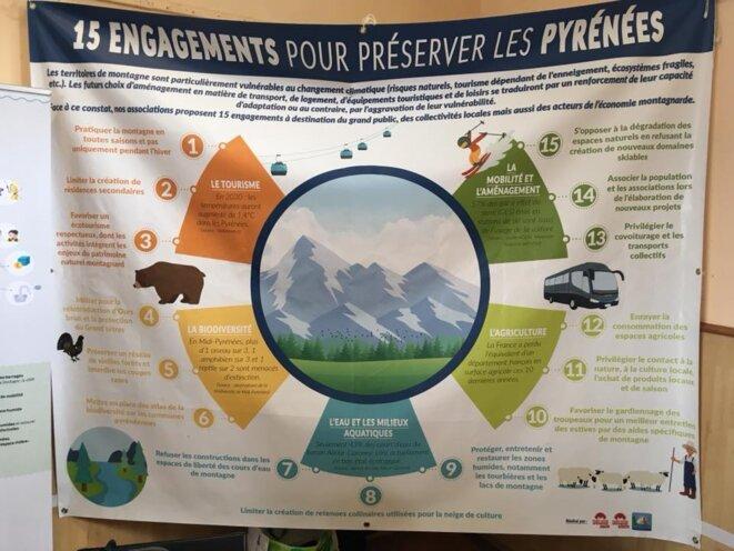 Panneau France Nature Environnement © Stella