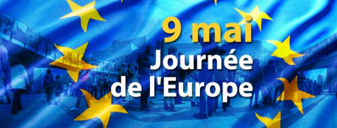 Le 9 mai, c'est la Journée de l'Europe ! © Parlement Européen
