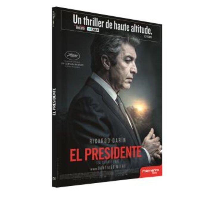 el-presidente-dvd