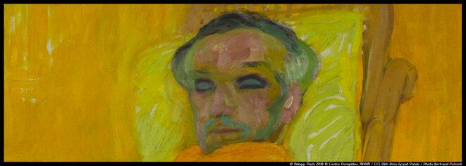 La Gamme Jaune de František Kupka - 1906 - Pompidou, Musée national d'art moderne © © Adagp, Paris 2018 © Centre Pompidou, MNAM / CCI, Dist. Rmn-Grand Palais / Photo Bertrand Prévost