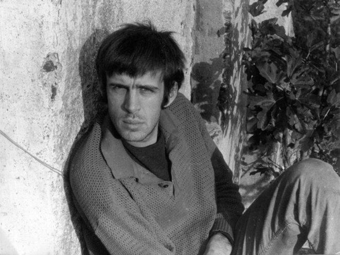 Gérard-Aimé en 1967 © Collection Gérard-AImé / Gamma-Rapho