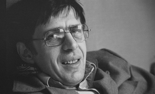 Gérard-Aimé en 1979 © Danielle Guardiola