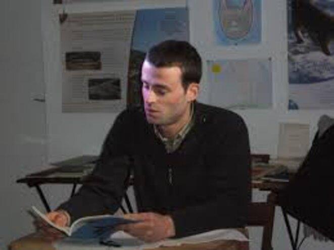Yann Miralles © Éditions Unes