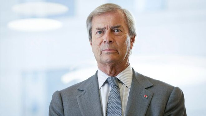 Photo de Vincent Bolloré