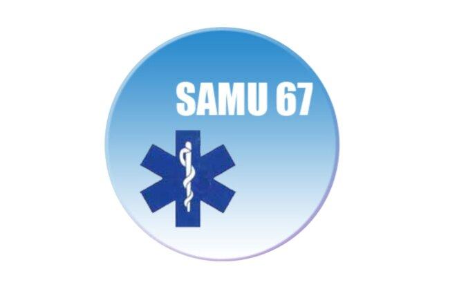 Logo du SAMU 67