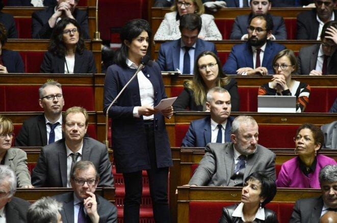 Sonia Krimi a été très active pour faire évoluer le projet de loi asile et immigration.