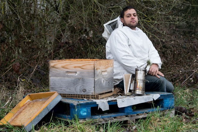 apiculteur 17