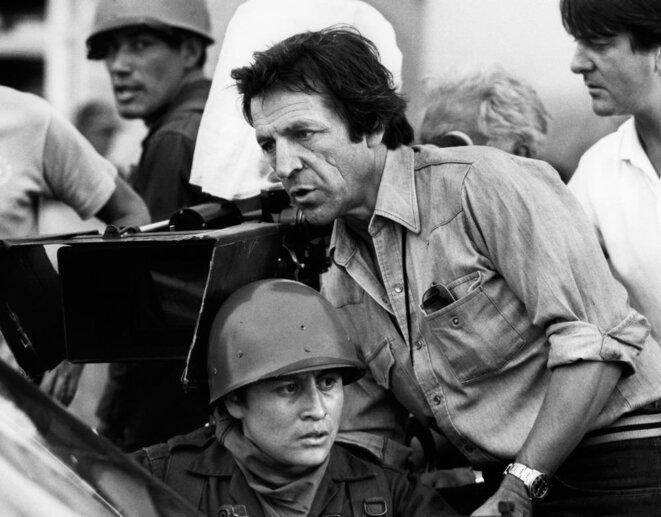 """Costa-Gavras sur le tournage de """"Missing"""" [Universal]"""
