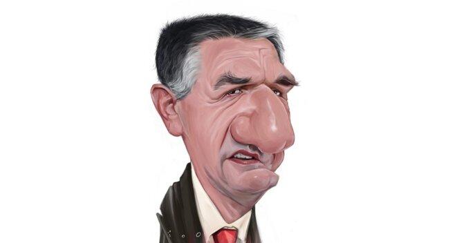 Jean LASSALLE... en caricature