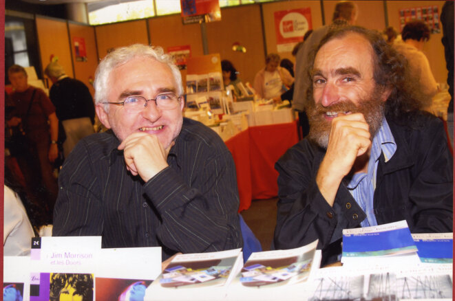 Jean-Yves Reuzeau et Marc Torralba