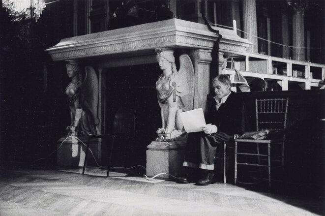 Alfred Baillou dans Turandot -1974 © Gilles Walusinski