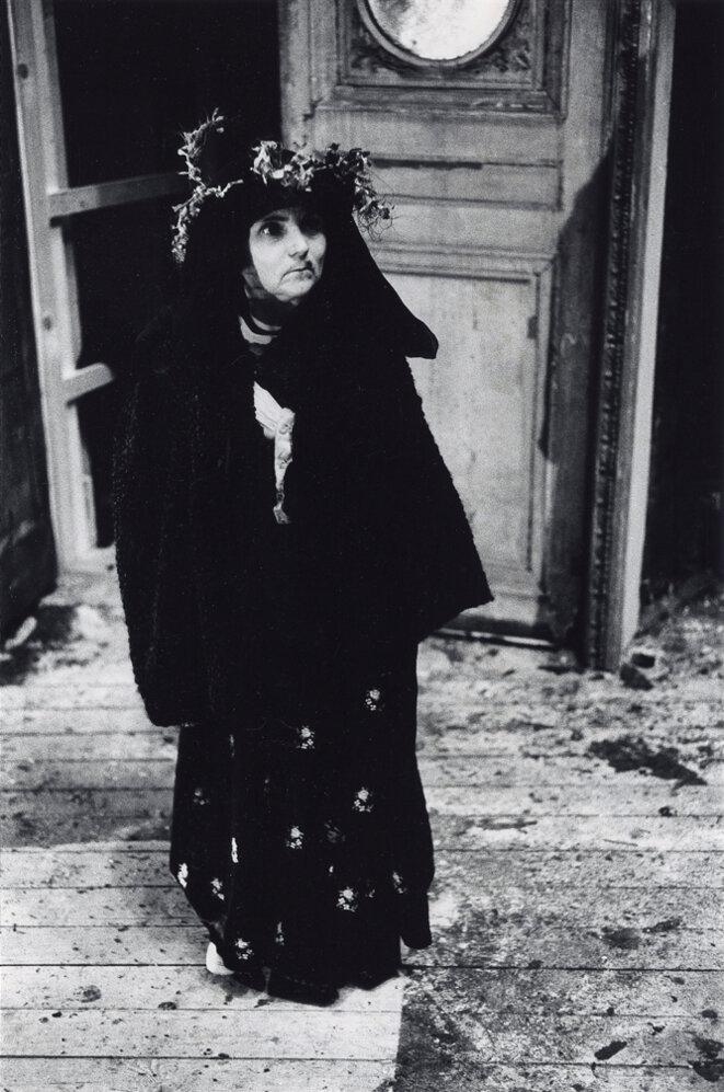 Cathy Kitchen - Turandot 1974 © Gilles Walusinski