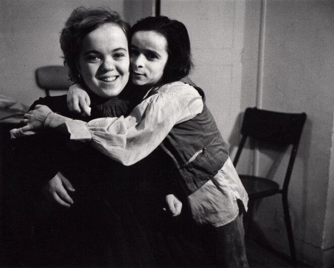 Allam Bouzid et Eilleen Allen -Turandot 1974 © Gilles Walusinski