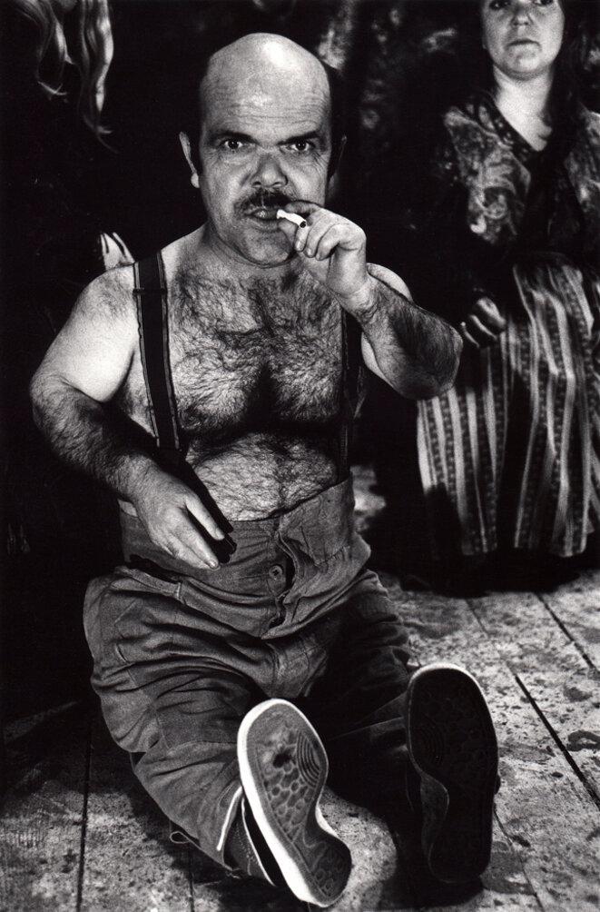 Jean Alcaraz dans Turandot 1974 © Gilles Walusinski