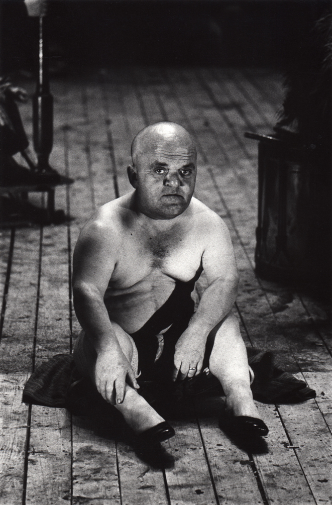 Michel Paul dans Turandot 1974 © Gilles Walusinski