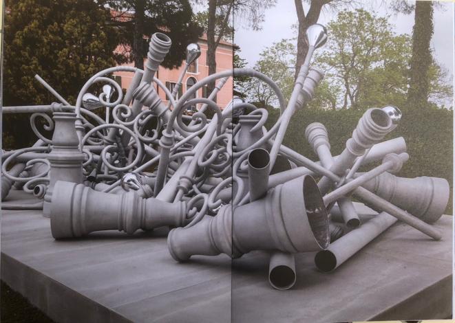 Pavillon de l'Arménie, Biennale de Venise, 2015