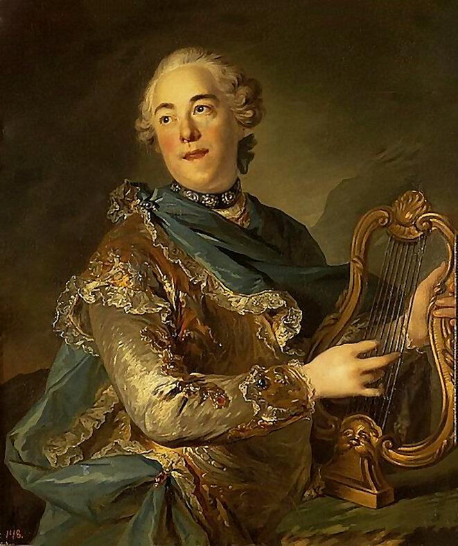 Pierre Jélyotte (1713-1797)