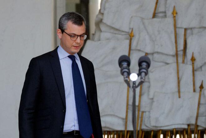 Alexis Kohler, le secrétaire général de l'Élysée, le 15 mai 2017. © Reuters