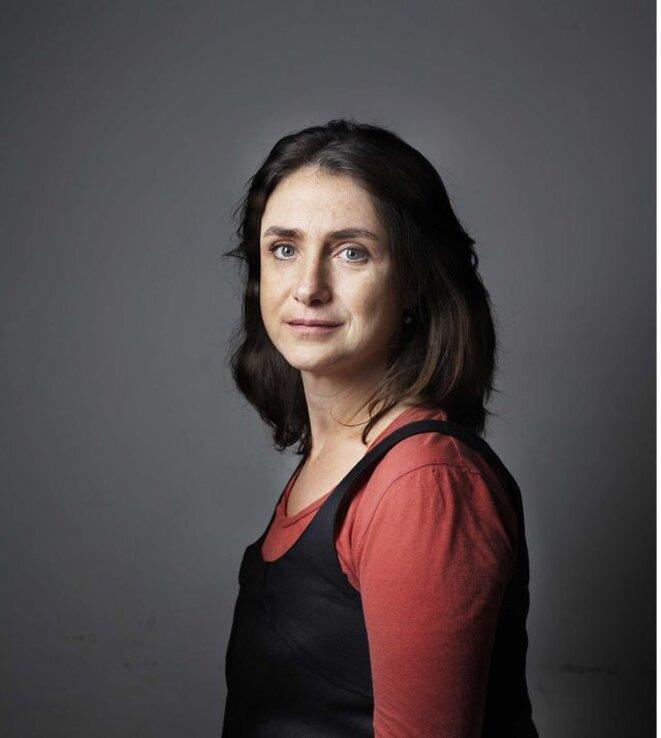 Virginie Linhart en 2008 © Bruno Levy