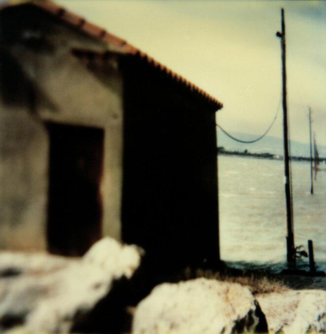 """Corinne Mercadier, """"Paysage 4"""", dans la série """"Paysages"""", 1992-94 © Corinne Mercadier"""