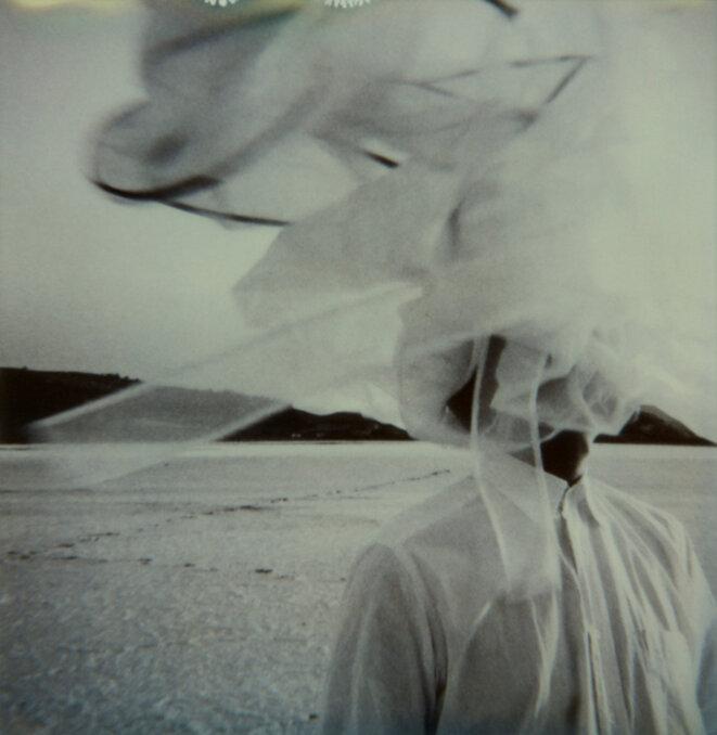 """Corinne Mercadier, """"Pola 120 UFPP"""", 2002, de la série """"Une fois et pas plus"""" © Corinne Mercadier"""