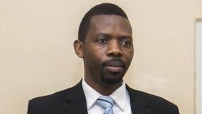 Mpayimana Philippe, ancien candidat aux présidentielles rwandaises 2017 © RFI