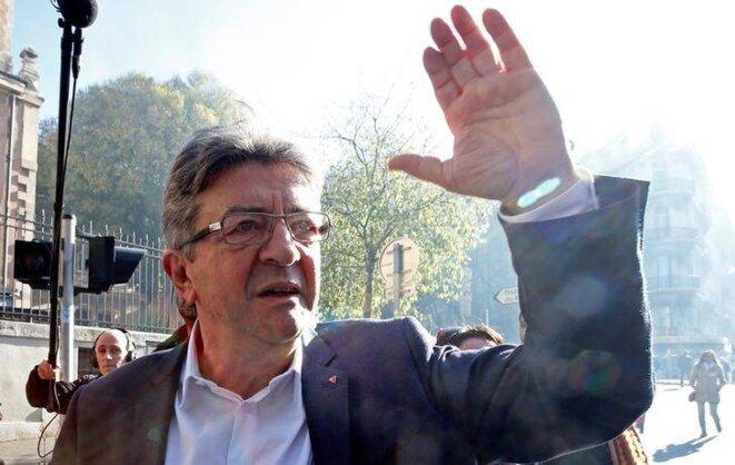 Jean-Luc Mélenchon © Reuters