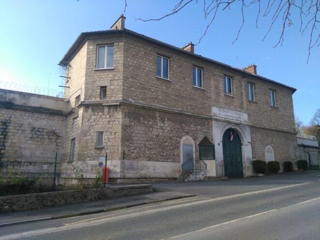 Le centre pénitentiaire de Château-Thierry ©OIP-SF