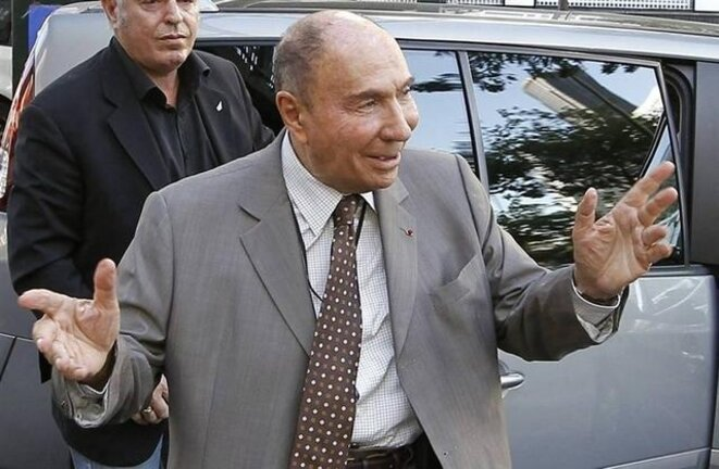 In his father's footsteps: Serge Dassault wanted to do better than his legendary father Marcel Dassault. © Reuters