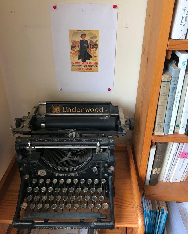 La (vraie) vieille Underwood [Ph.YF]