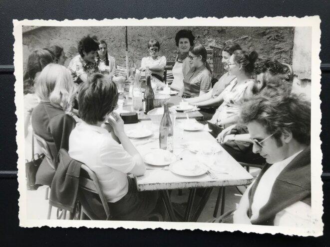 Ma promotion en 1968, pendant les événements [Ph. DR]