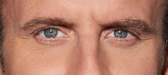 macron-yeux
